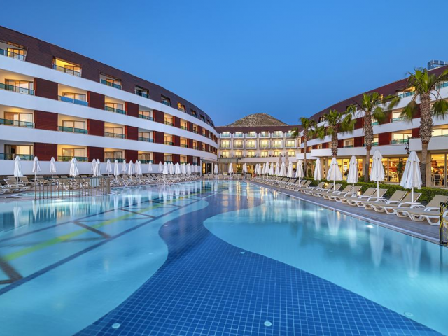 Luxury 5* Beachfront All Inclusive Holiday to Turkey