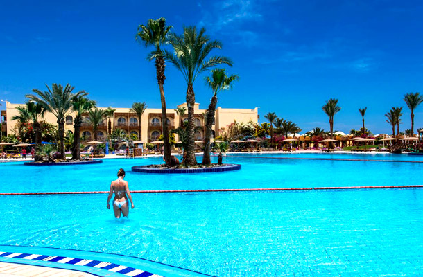 Superior 5* Hurghada All Inclusive Beach Escape