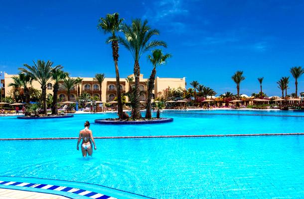 Superior 5* Hurghada All Inclusive Beach Escape