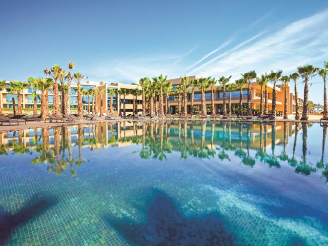 Spectacular Algarve 5* Half Board Beach Holiday