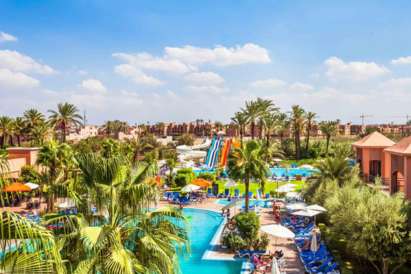 4* Marrakech All Inclusive Break w/ Aquapark