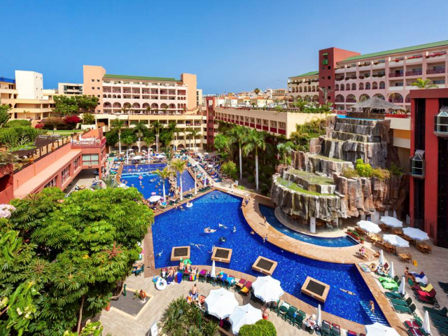 4* Tenerife Half Board w/ Low Deposits & Room Upgrade