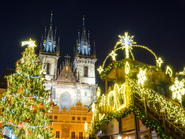 Award Winning 4* Xmas Market Break to Prague
