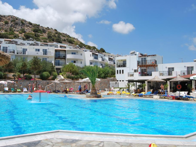 4* Crete All Inclusive Escape w/ Stunning Sea Views