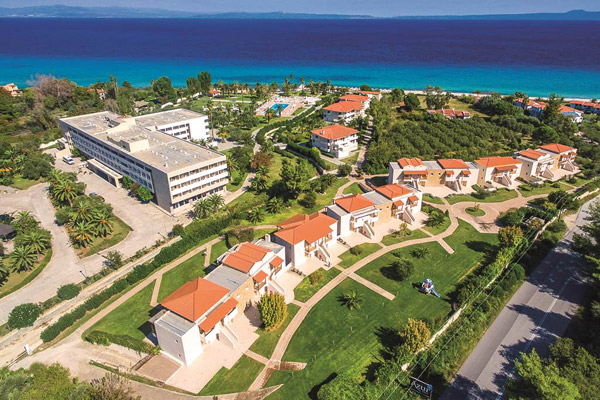 4* Award Winning Halkidiki Half Board Spa Break