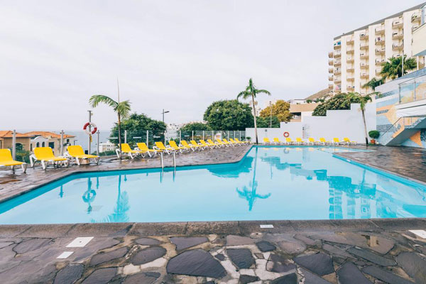 4* Madeira All Inclusive Break w/ Top Hotel Location