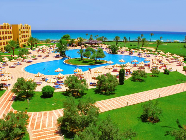 5* Tunisia Beachfront All Inclusive Week w/ Water Park