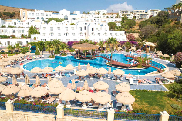 4* Turkey All Inclusive By the Beach w/ Spa Facilities