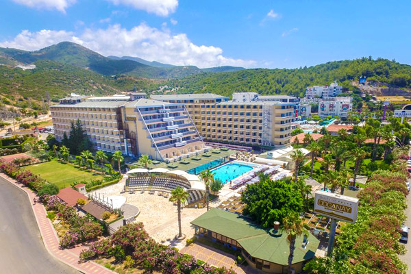 5* Turkey All Inclusive w/ Private Beach & Waterslides