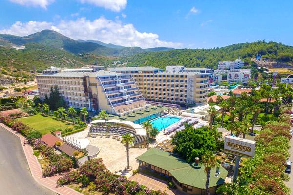 5* All Inclusive Beachfront Holiday to Turkey w/ Spa
