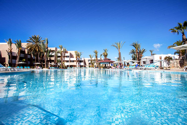 4* Agadir All Inclusive w/ Spa & Beachfront Location