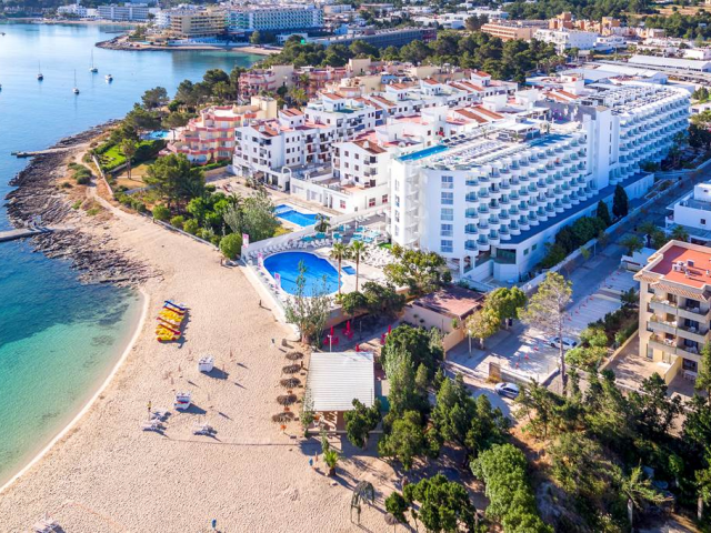 Ibiza: 4 Star Half Board Beachfront Award Winner