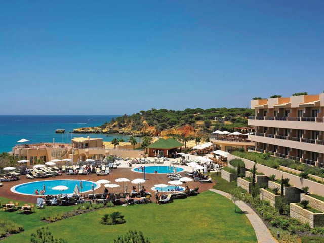 Algarve: 5 Star Half Board Award Winner