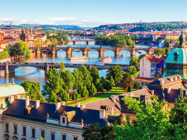 Prague: 4 Star Break w/ Breakfast & Low Deposits