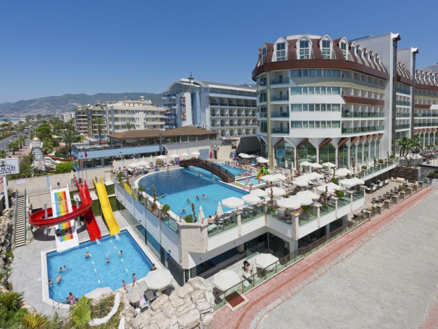 Turkey: 5 Star All Inclusive w/ Waterslides