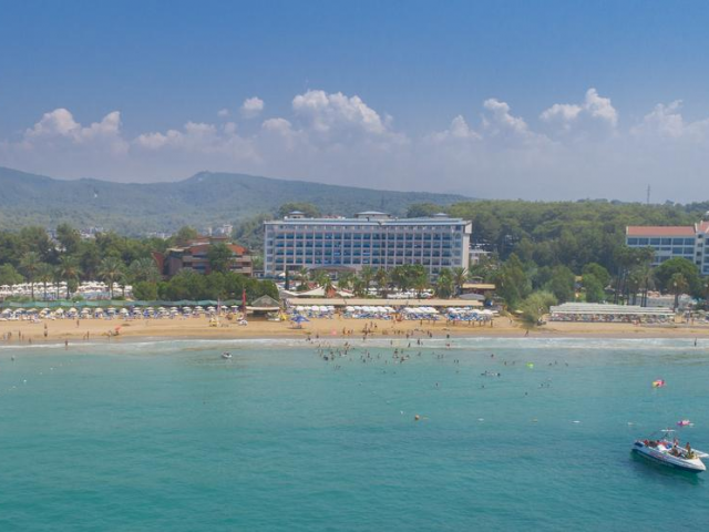 Turkey: 5 Star All Inclusive w/ Private Beach