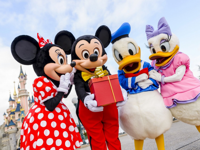 Disneyland Paris: 4 Star Break Saving up to 40%