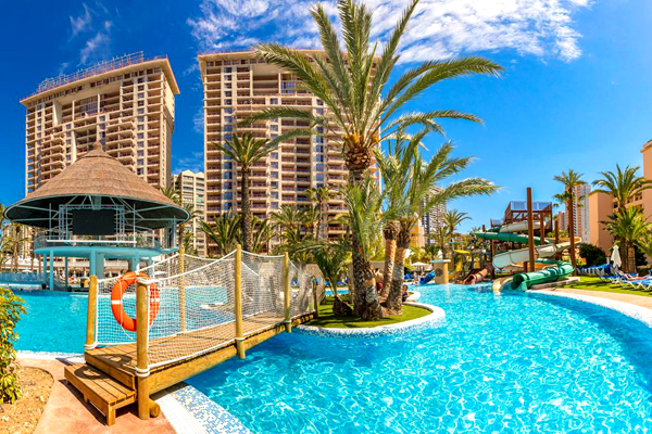 Benidorm: 4 Star All Inclusive Saving up to 41%