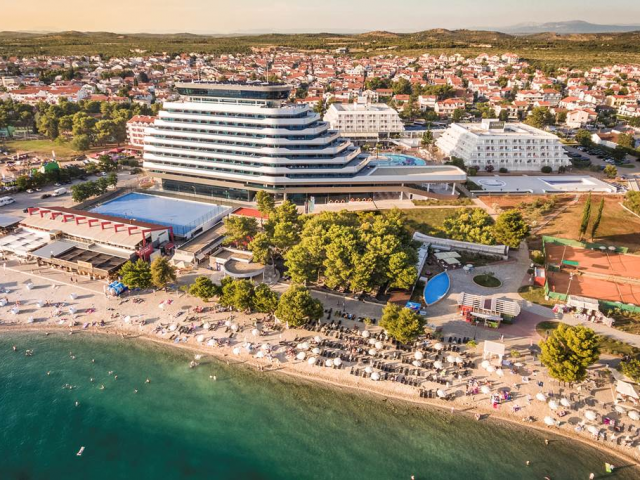 Croatia: 4 Star Half Board Beachfront Award Winner