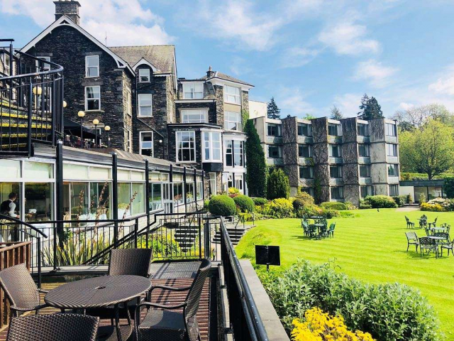 Windermere: Spa Stay with Dinner & 20% Off Wines