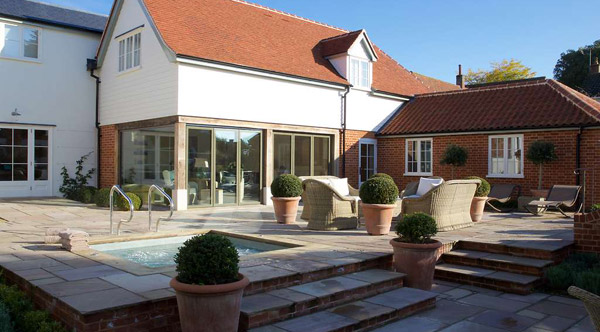 Suffolk: Spa Retreat with Three Course Dinner